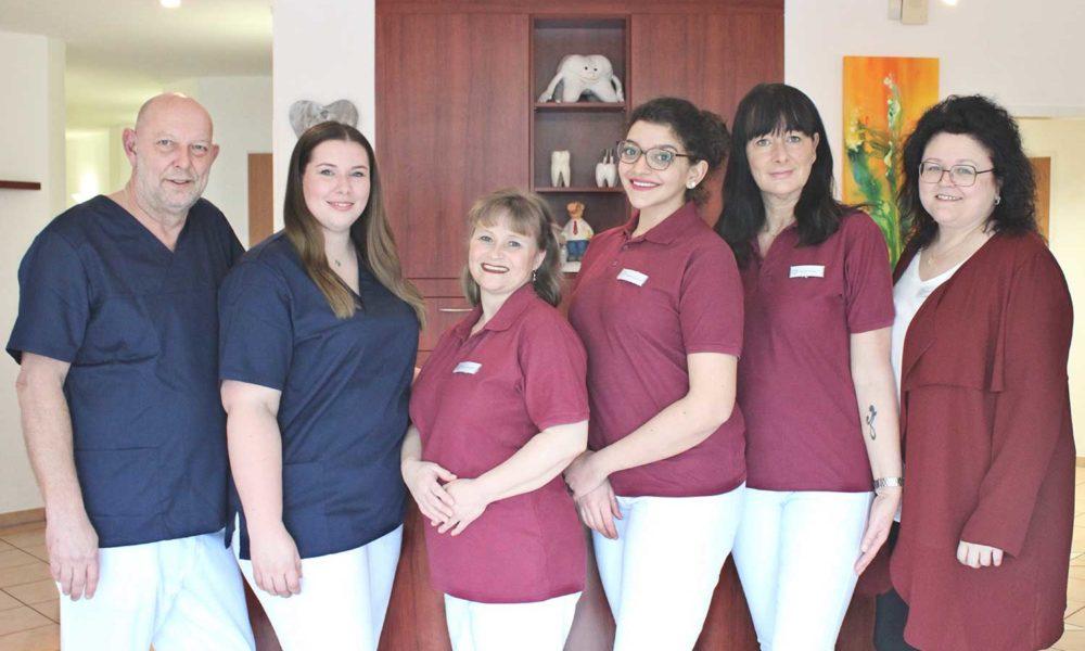 Zahnarztpraxis Borchardt - Team